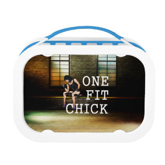 TOP Fit Chick Lunch Box