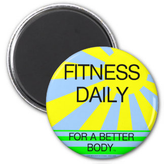 TOP Fitness Daily Magnet