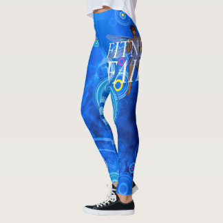 TOP Fitness Fairy Leggings