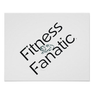 TOP Fitness Fanatic Poster