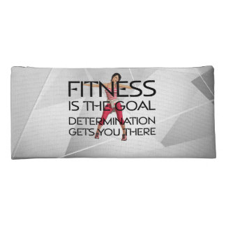 TOP Fitness is the Goal Pencil Case