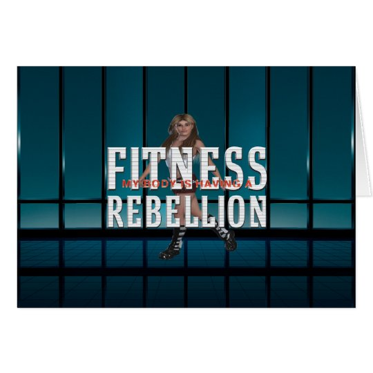 TOP Fitness Rebellion Card