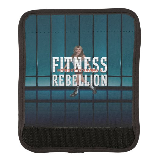 TOP Fitness Rebellion Handle Wrap