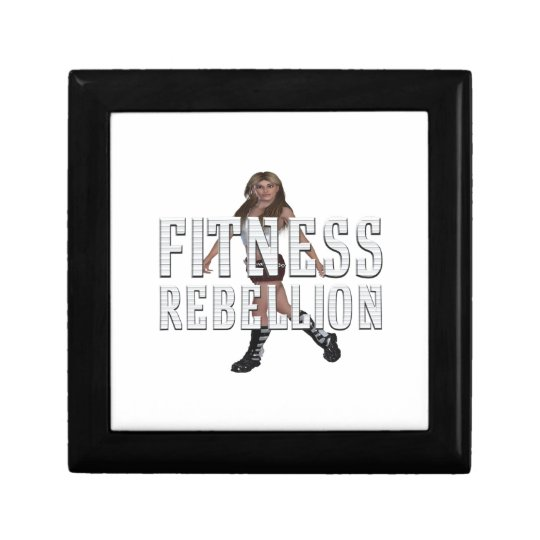 TOP Fitness Rebellion Jewelry Boxes