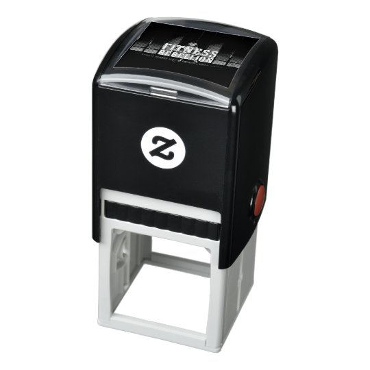TOP Fitness Rebellion Self-inking Stamp