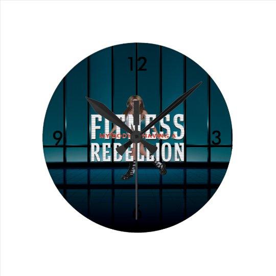 TOP Fitness Rebellion Wallclocks