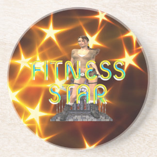 TOP Fitness Star Coaster