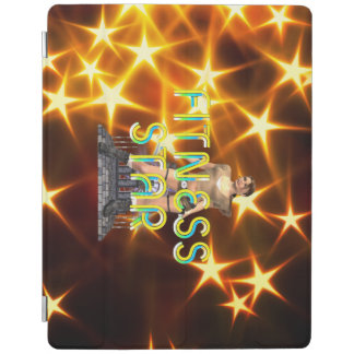 TOP Fitness Star iPad Cover