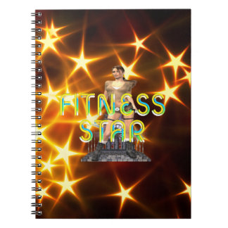 TOP Fitness Star Notebooks