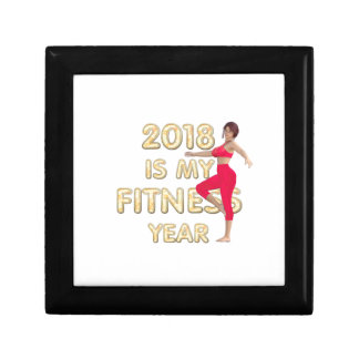 TOP Fitness Year Gift Box