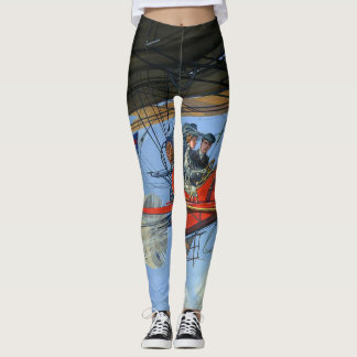 TOP Flight Instructor Leggings