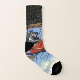 TOP Flight Instructor Socks