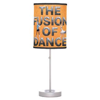 TOP Fusion of Dance Desk Lamps