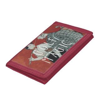 TOP Golf Couples Tri-fold Wallet
