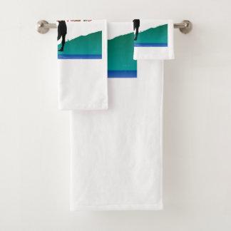 TOP Golf Fanatic Bath Towel Set