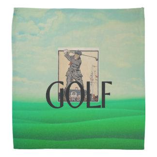 TOP Golf Old School Bandana