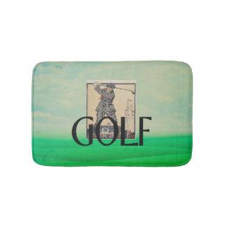 TOP Golf Old School Bath Mat