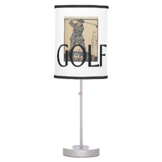 TOP Golf Old School Table Lamp
