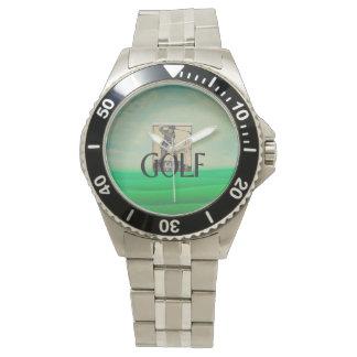 TOP Golf Old School Wristwatch