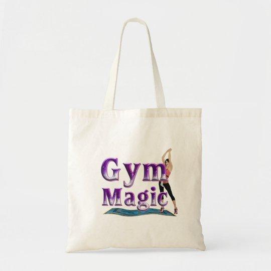TOP Gym Magic Tote Bag
