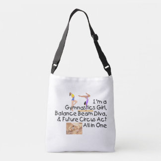 TOP Gymnastics All in One Crossbody Bag