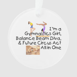 TOP Gymnastics All in One Ornament