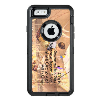 TOP Gymnastics All in One OtterBox iPhone 6/6s Case