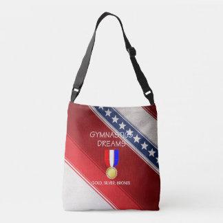 TOP Gymnastics Dreams Crossbody Bag