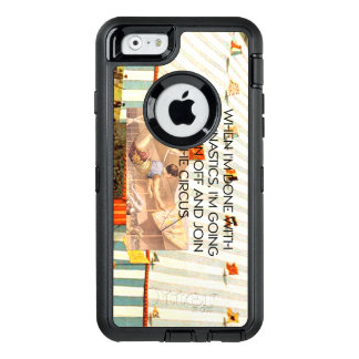 TOP Gymnastics Humor OtterBox iPhone 6/6s Case