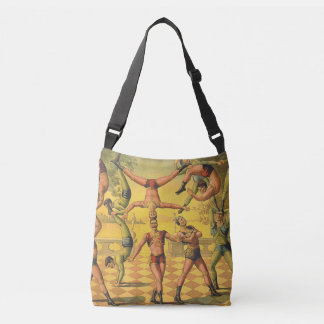 TOP Gymnastics Old School Crossbody Bag