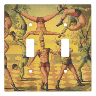 TOP Gymnastics Old School Light Switch Cover