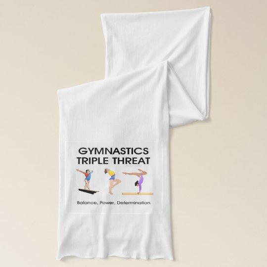 TOP Gymnastics Triple (W) Scarves