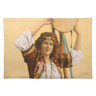 TOP Gypsy Placemat