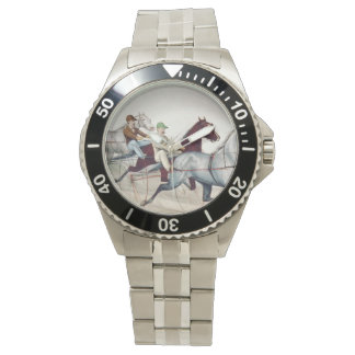 TOP Harness Racing Wrist Watches