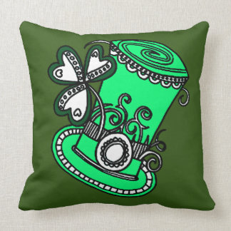 Top Hat 1 Throw Pillow