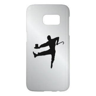 Top Hat and Cane Tap Dancer Samsung Galaxy S7 Case