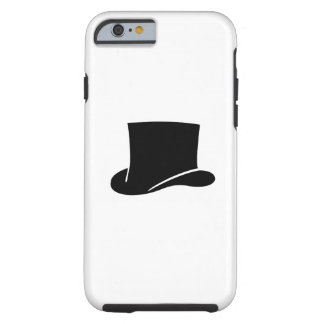Top Hat Pictogram iPhone 6 Case