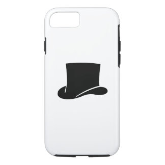 Top Hat Pictogram iPhone 7 Case