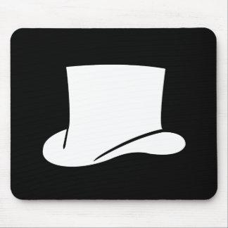 Top Hat Pictogram Mousepad