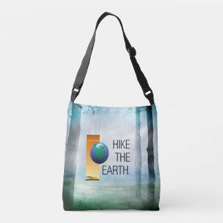 TOP Hike the Earth Crossbody Bag