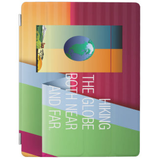 TOP Hike the Globe iPad Cover