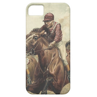TOP Horse Racing iPhone 5 Case