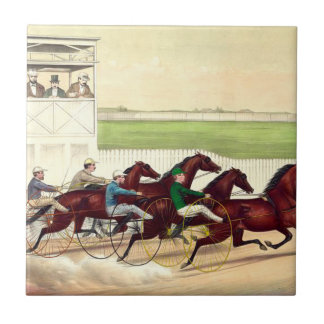 TOP Horse Racing Is My Life Tile