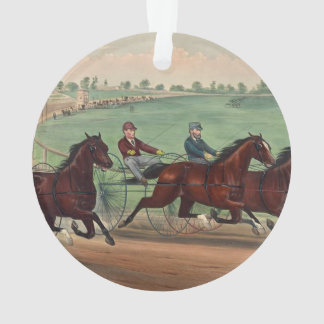 TOP Hot to Trotter Ornament