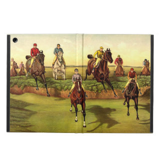 TOP Jump Race iPad Air Cover