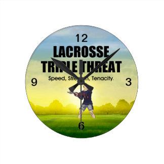 TOP Lacrosse Triple Threat Clock