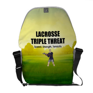 TOP Lacrosse Triple Threat Commuter Bag