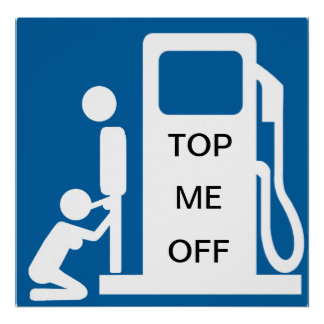 TOP ME OFF POSTER