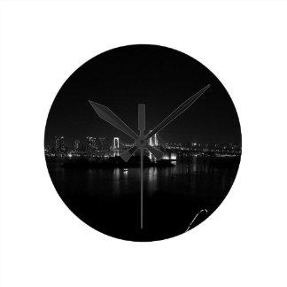 """Top modern art anisia art huyutsuki kazuhira jp "" Clock"