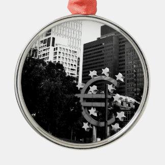 """Top modern photographer akagi masaharu azusa "" Silver-Colored Round Ornament"
